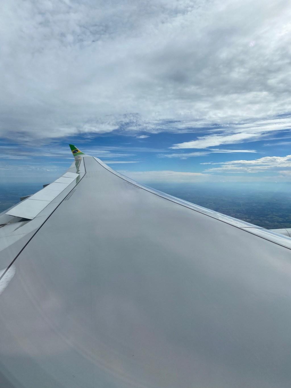 Flight in the skies