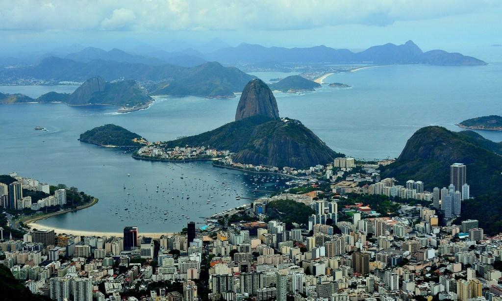 Rio De janeiro- Pixabay