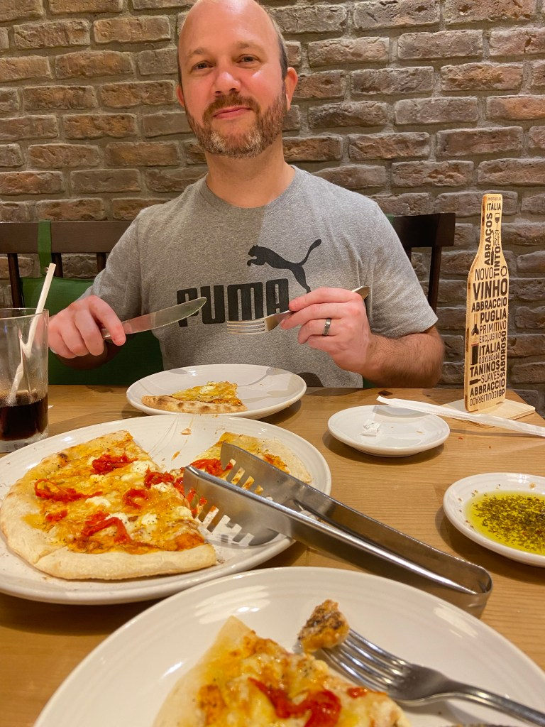 Italian food in Brazil