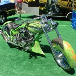 Geico Bike at Pismo Beach Car Show
