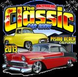 The Classic at Pismo Beach Car Show - 2013