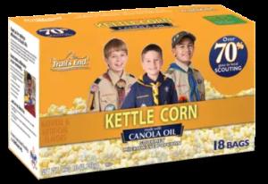 Kettle Corn