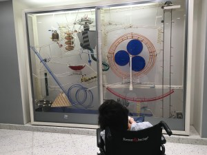 Kinetic Sculpture Boston Children's Hospital