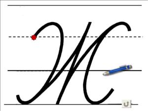 Прописные буквы Ж на русском