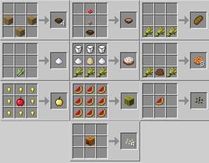 Oyunda Pasta Nasıl Yapılır Minecraft