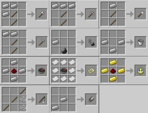 Minecraft Kek İçin Malzemeler