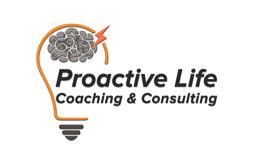 Proactive Life Coaching & Consulting Logo