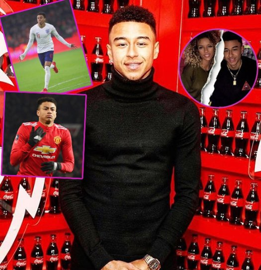 What Is Jesse Lingard Dating Status Now? Who Is His ...