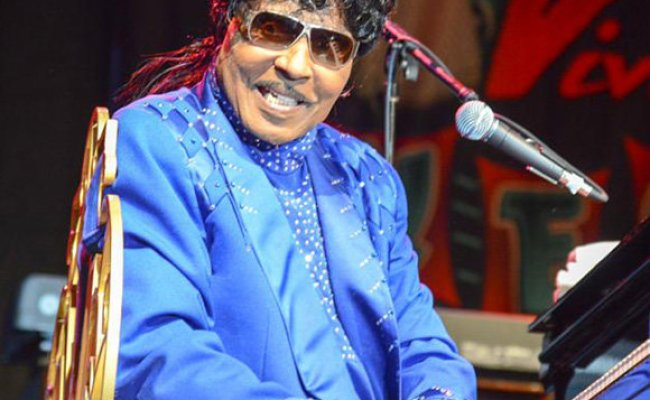 Little Richard Now In 2018 Gay Man Who Denounces Queer