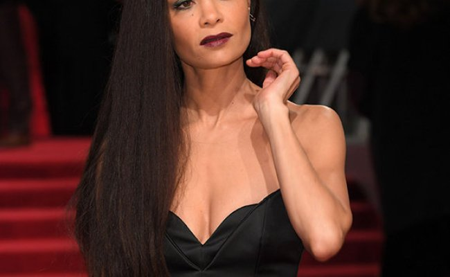 Thandie Newton Shares Extraordinary Story With Husband