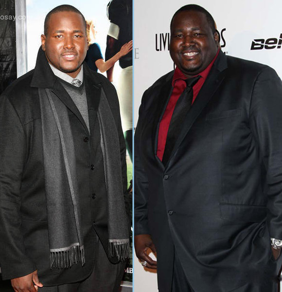 Quinton Aaron Wishes Weight Loss And Girls Chasing Him