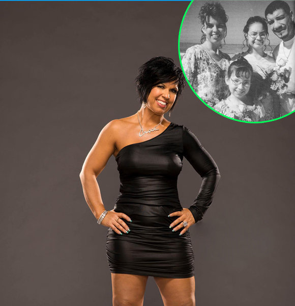 Vickie Guerrero Moves On From Father Of Her Daughters Turns Boyfriend Into Husband After Years Of Divorced