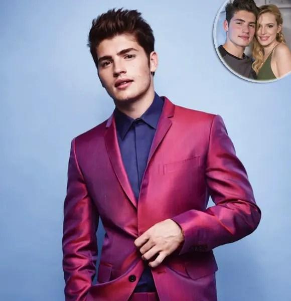 Gregg Sulkin Sparks Dating Rumor With Bella Thorne