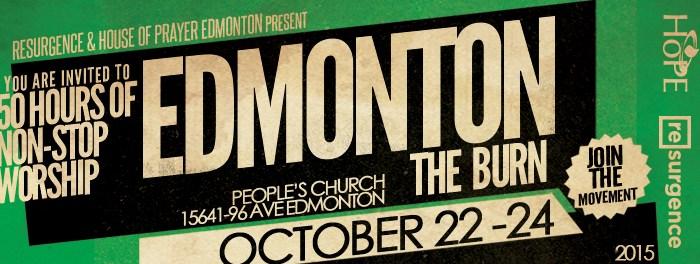 The Edmonton Burn 2015