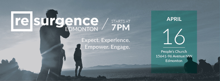 Resurgence Edmonton April 16 2016