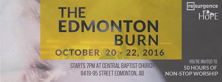 Edmonton Burn 2016