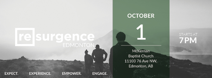 Resurgence Edmonton October 2016