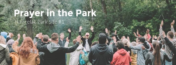 Aug Prayer in the Park