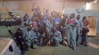 Paintball-Group