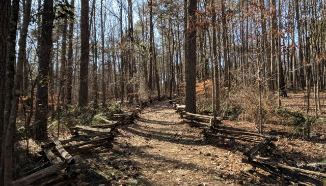Environmental Trail, Kennesaw Mountain NPS