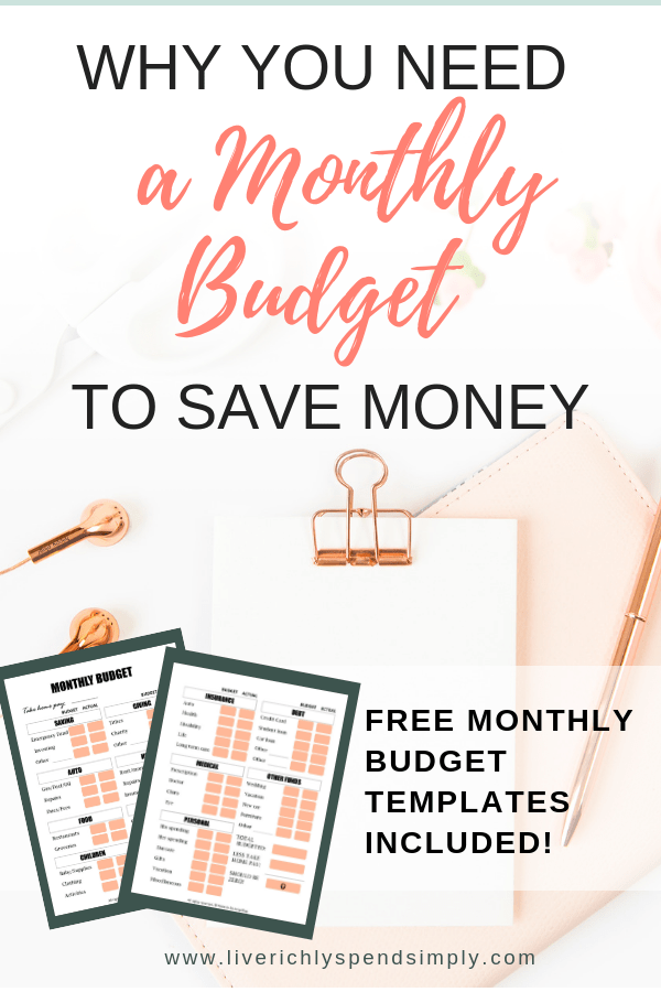 budgeting the simple tool you must have to control your money