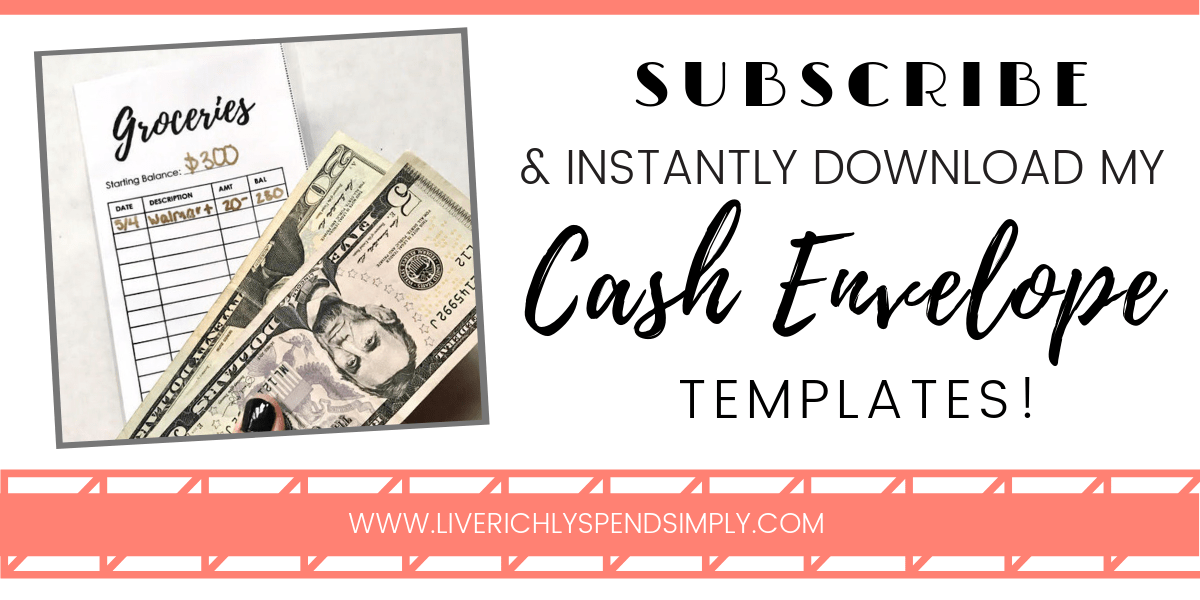 picture relating to Printable Money Envelope named How towards Preserve Monetary Applying Money Envelopes + [Free of charge Printable