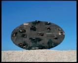 Mimmo-Paladino-Senza-titolo-terracotta-e-ferro-diam.-500-cm-2005-1024x837