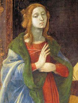 454px-Filippino_Lippi,_Carafa_Chapel,_Annunciation_04
