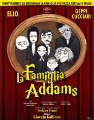 LA FAMIGLIA ADDAMS Un musical di Stefano Benni, con Elio e Geppi Cucciari