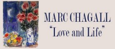 Marc Chagall. Love and Life Chiostro del Bramante dal 16-03-2015 al 26-07-2015