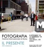 FOTOGRAFIA Festival Internazionale di Roma XIV edizione: IL PRESENTE 9 ottobre 2015 – 17 gennaio 2016