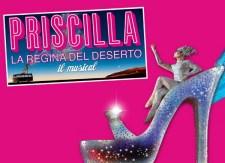 Priscilla la Regina del Deserto il Musical dal 21 ottobre 2015 a Roma al Brancaccio