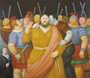 Botero. Via Crucis. La Passione di Cristo Palazzo delle Esposizioni 13/02/2016 - 01/05/2016