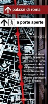 Palazzi di Roma a Porte Aperte 2015