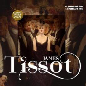 James Tissot in mostra a Roma dal 26 settembre 2015 al 21 febbraio 2016 al Chiostro del Bramante