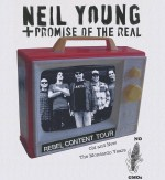 Neil Young + Promise Of The Real il 15 luglio 2016 a Roma, alle Terme di Caracalla