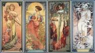 Alphonse Mucha tra Art Nouveau e Utopia in mostra a Roma al Complesso del Vittoriano dal 15 aprile all'11 settembre 2016