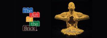 The Art of the Brick torna a Roma dal 9 dicembre 2016 al 26 febbraio 2017 all'Auditorium Expo del Parco della Musica