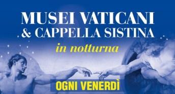 Musei Vaticani: aperture serali 2017