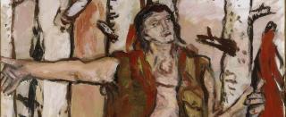 Georg Baselitz. Gli Eroi in mostra a Roma al Palazzo delle Esposizioni dal 4 marzo al 18 giugno 2017