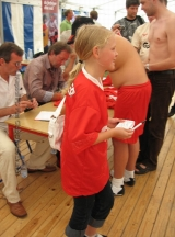 <h5>Liverpool Legends vs Oldboys landsholdet (2006)</h5>
