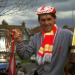 Kenny Dalglish med The Double