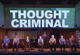 REVIEW: 1984, Liverpool Playhouse 29/10/13