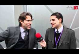 INTERVIEW: Comedian John Bishop at GEC 2012