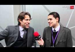 INTERVIEW: Comedian John Bishop at GEC 2012