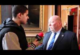 INTERVIEW: Liverpool Live TV talk to Council Leader Joe Anderson at Sea Odyssey