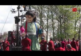 Liverpool Live TV at Sea Odyssey Day One – Girl Giant