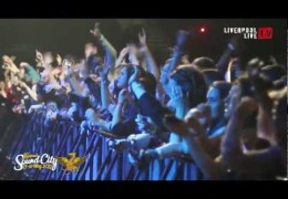 Professor Green versus The Zombies at Sound City 2012