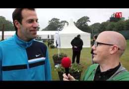 LLTV at The Liverpool International Tennis Tournament 2012