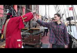 Liverpool Live TV and the Pirates of The Albert Dock : On Mersey Tides